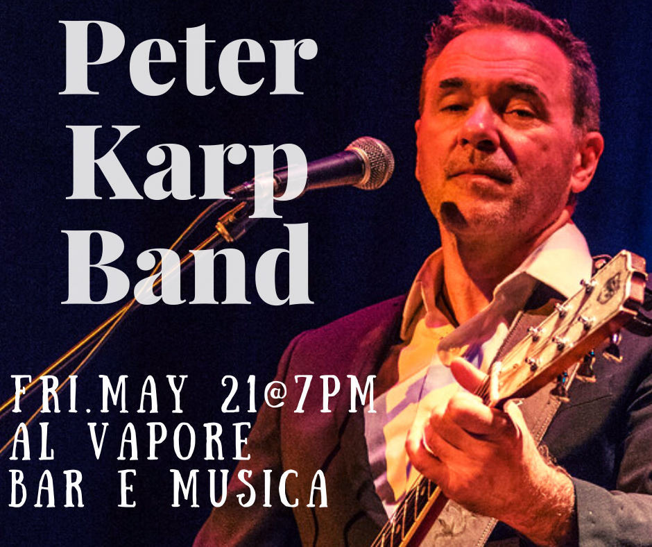 Peter Karp Band
