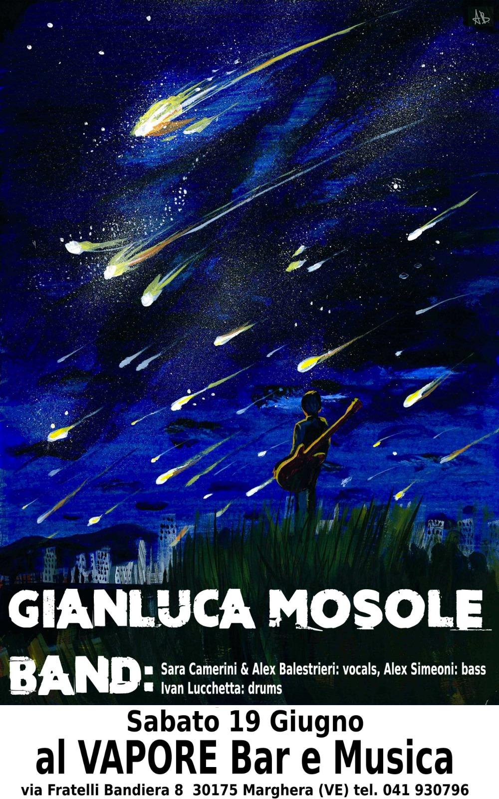 Gianluca Mosole Band