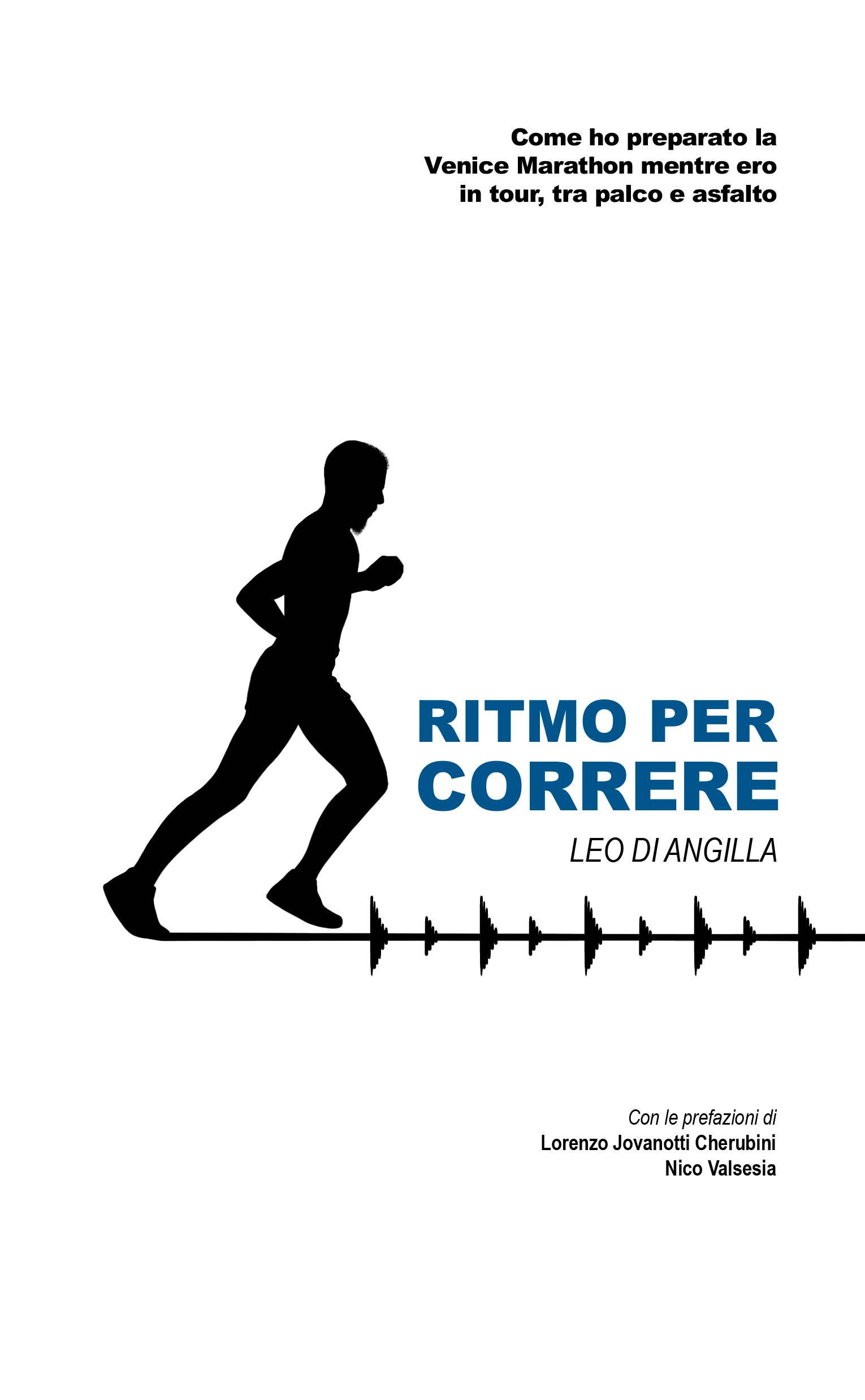 """Presentazione """"Ritmo per Correre"""" di Leo Di Angilla"""
