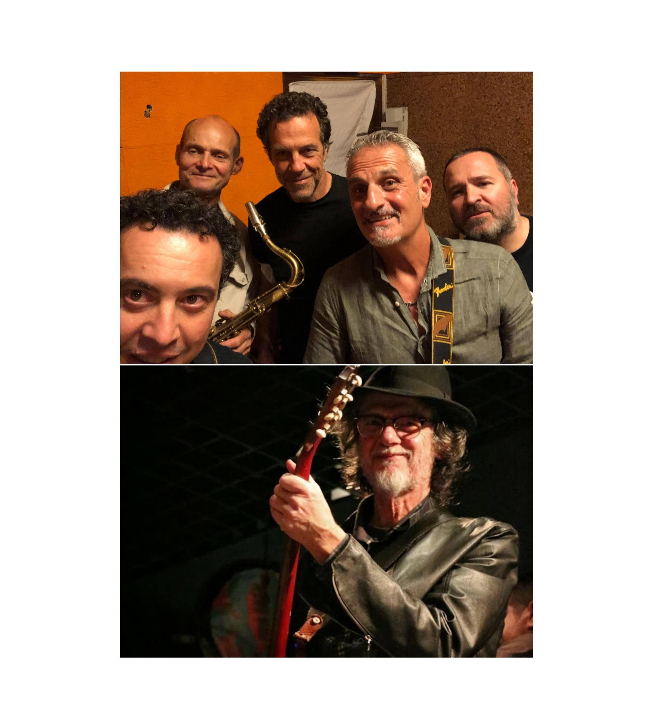 Brother's Band & Tolo Marton