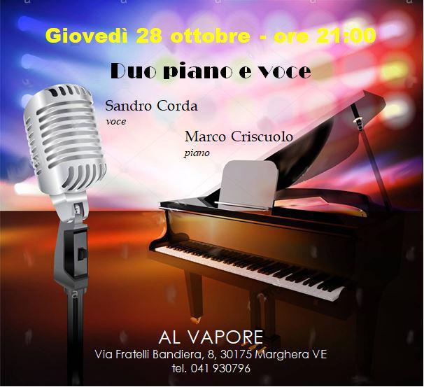 Duo Piano e Voce